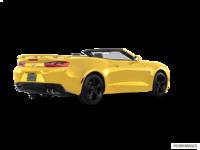 2017 Chevrolet Camaro convertible 1LT | Photo 2 | Bright Yellow