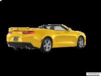 2017 Chevrolet Camaro convertible 2LT | Photo 2 | Bright Yellow