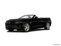 2017 Chevrolet Camaro convertible 2LT | Photo 3 | Black
