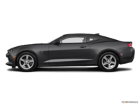 2017 Chevrolet Camaro coupe 1LS | Photo 1 | Nightfall Grey Metallic