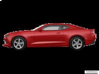2017 Chevrolet Camaro coupe 1LT | Photo 1 | Garnet Red