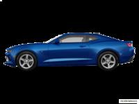 2017 Chevrolet Camaro coupe 1LT | Photo 1 | Hyper Blue Metallic