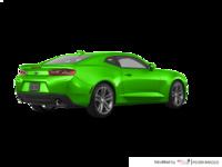 2017 Chevrolet Camaro coupe 2LT | Photo 2 | Krypton Green