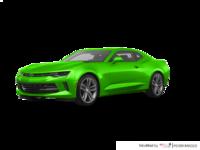 2017 Chevrolet Camaro coupe 2LT | Photo 3 | Krypton Green