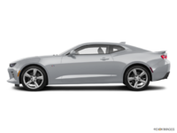 2017 Chevrolet Camaro coupe 2SS   Photo 1   Silver Ice Metallic