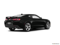 2017 Chevrolet Camaro coupe 2SS   Photo 2   Black