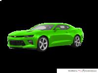 2017 Chevrolet Camaro coupe 2SS   Photo 3   Krypton Green