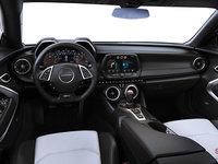 2017 Chevrolet Camaro coupe 2SS   Photo 3   Ceramic White Leather