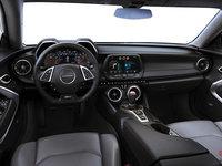 2017 Chevrolet Camaro coupe 2SS   Photo 3   Medium Ash Grey Leather