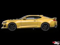2017 Chevrolet Camaro coupe ZL1 | Photo 1 | Bright Yellow