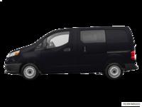 2017 Chevrolet City Express 1LT | Photo 1 | Black Pipe