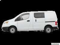 2017 Chevrolet City Express 1LT | Photo 1 | Designer White