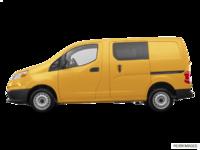 2017 Chevrolet City Express 1LT | Photo 1 | Sunglow Yellow