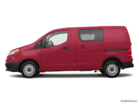 2017 Chevrolet City Express 1LT | Photo 1 | Furnace Red