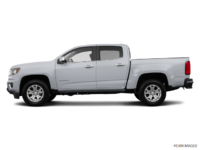 2017 Chevrolet Colorado LT | Photo 1 | Silver Ice Metallic