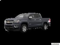2017 Chevrolet Colorado LT | Photo 3 | Cyber Grey Metallic