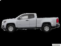 2017 Chevrolet Colorado WT | Photo 1 | Silver Ice Metallic