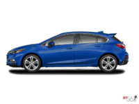 2017 Chevrolet Cruze Hatchback PREMIER | Photo 1 | Kinetic Blue Metallic