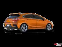 2017 Chevrolet Cruze Hatchback PREMIER | Photo 2 | Orange Burst Metallic