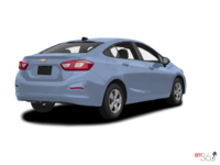 2017 Chevrolet Cruze LS   Photo 2   Artic Blue Metallic