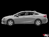 2017 Chevrolet Cruze LS   Photo 1   Silver Ice Metallic