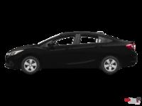2017 Chevrolet Cruze LS   Photo 1   Mosaic Black Metallic