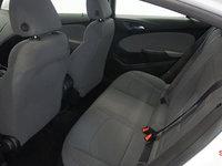 2017 Chevrolet Cruze LS   Photo 2   Dark Atmosphere/Medium Atmosphere Cloth