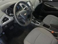2017 Chevrolet Cruze LS   Photo 1   Dark Atmosphere/Medium Atmosphere Cloth
