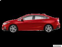 2017 Chevrolet Cruze PREMIER | Photo 1 | Red Hot