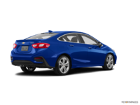 2017 Chevrolet Cruze PREMIER | Photo 2 | Kinetic Blue Metallic