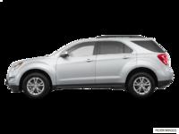 2017 Chevrolet Equinox LT   Photo 1   Silver Ice Metallic