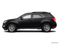 2017 Chevrolet Equinox LT   Photo 1   Black