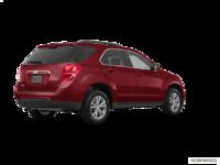 2017 Chevrolet Equinox LT   Photo 2   Siren Red