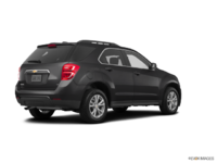 2017 Chevrolet Equinox LT   Photo 2   Nightfall Grey Metallic
