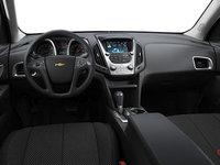 2017 Chevrolet Equinox LT   Photo 3   Jet Black Premium Cloth