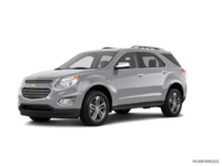 2017 Chevrolet Equinox PREMIER | Photo 3 | Silver Ice Metallic