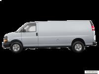 2017 Chevrolet Express 2500 CARGO | Photo 1 | Silver Ice Metallic
