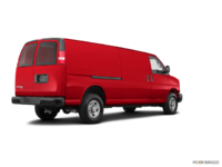 2017 Chevrolet Express 2500 CARGO | Photo 2 | Red Hot