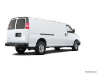 2017 Chevrolet Express 2500 CARGO | Photo 2 | Summit White