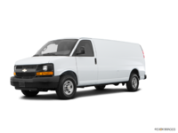2017 Chevrolet Express 2500 CARGO | Photo 3 | Summit White
