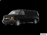 2017 Chevrolet Express 2500 CARGO | Photo 3 | Black