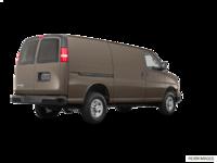 2017 Chevrolet Express 3500 CARGO | Photo 2 | Brownstone Metallic