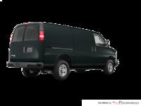 2017 Chevrolet Express 3500 CARGO | Photo 2 | Graphite Metallic