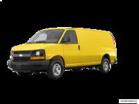 2017 Chevrolet Express 3500 CARGO | Photo 3 | Wheatland Yellow
