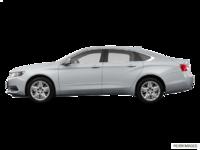 2017 Chevrolet Impala LS | Photo 1 | Silver Ice Metallic