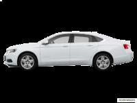 2017 Chevrolet Impala LS | Photo 1 | Summit White
