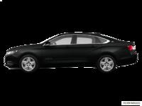 2017 Chevrolet Impala LS | Photo 1 | Black