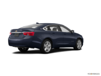 2017 Chevrolet Impala LS | Photo 2 | Blue Velvet Metallic