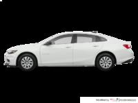 2017 Chevrolet Malibu L | Photo 1 | Summit White
