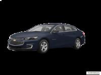 2017 Chevrolet Malibu LS | Photo 3 | Blue Velvet Metallic
